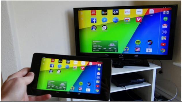 Screen Mirroring Tv Box screenshot 1
