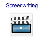 Screenwriting icon