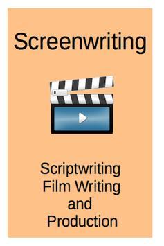 Screenwriting poster
