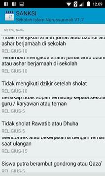 SIAKAD Nurus Sunnah screenshot 4