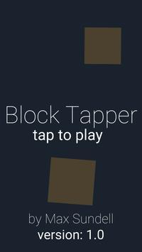 Block Tapper poster