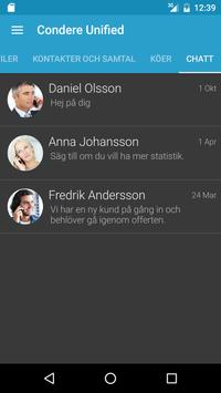 Condere Unified apk screenshot