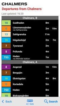 Find Your Way at Chalmers apk screenshot