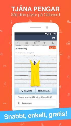 Citiboard App