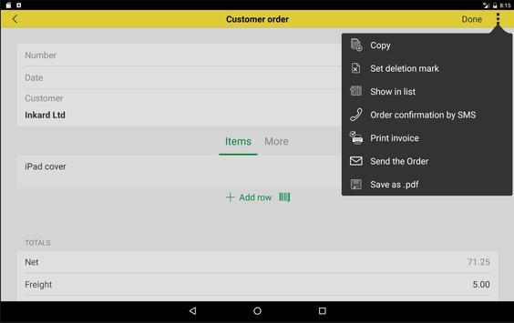 CloudOffice® Mobile apk screenshot