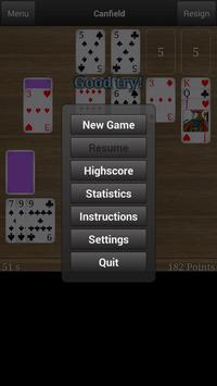 Canfield Free screenshot 6
