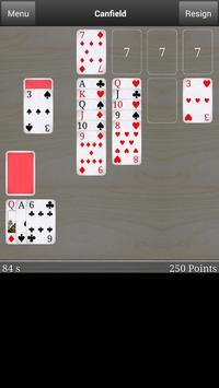 Canfield Free screenshot 2