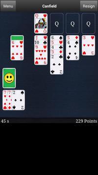 Canfield Free apk screenshot