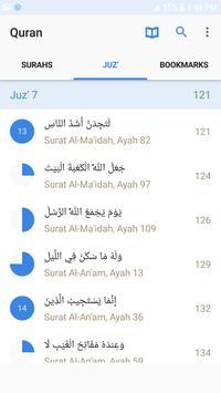 Holy Quran screenshot 1