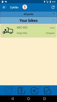 Cyklån screenshot 1