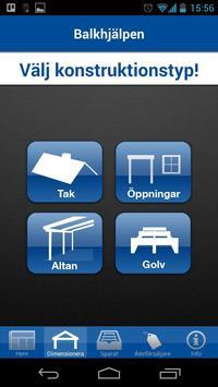 Limträappen apk screenshot