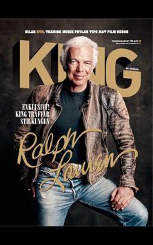 King Magazine Sverige screenshot 14