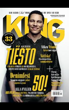 King Magazine Sverige screenshot 13