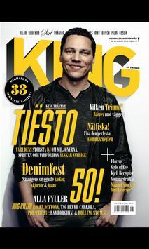 King Magazine Sverige screenshot 3