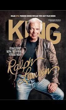 King Magazine Sverige screenshot 4