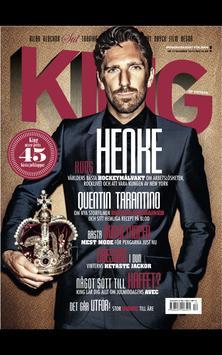 King Magazine Sverige screenshot 6