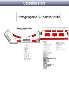 Urologidagarna2012 screenshot 3