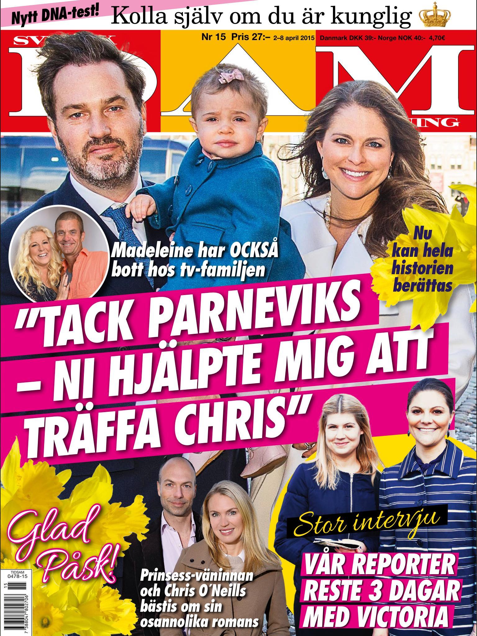 svensk damtidning se kungligt