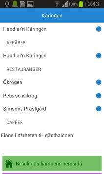 Gästhamnen–svenska gästhamnar screenshot 2