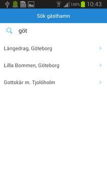 Gästhamnen–svenska gästhamnar screenshot 3