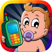 Baby Phone Game for Kids Free - Cute Animals icon