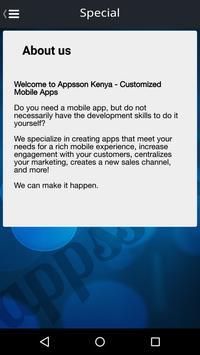 Appsson Kenya screenshot 3