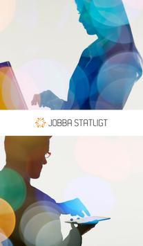 Jobba statligt 2.0 poster