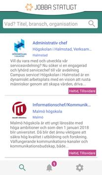 Jobba statligt 2.0 screenshot 1