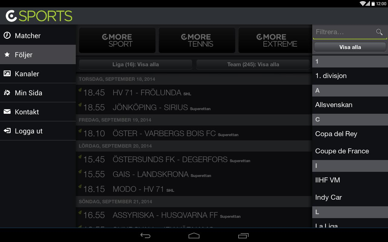 Csports For Android Apk Download