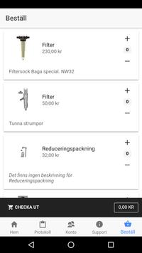 Baga Support screenshot 4