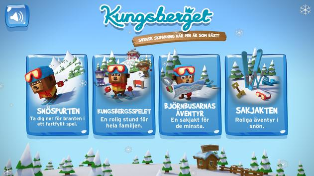 Kungsbergsappen poster
