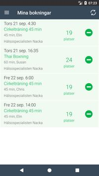 DB Hälsa bokning apk screenshot