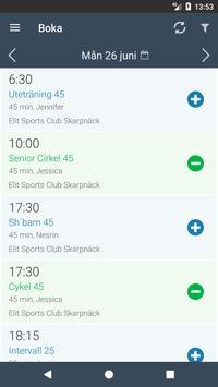 Elit Sports Club screenshot 2