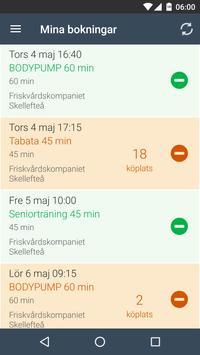Friskvårdskompaniet screenshot 4