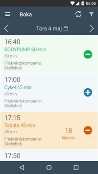 Friskvårdskompaniet screenshot 2