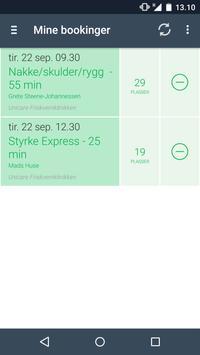 Unicare Friskvern apk screenshot