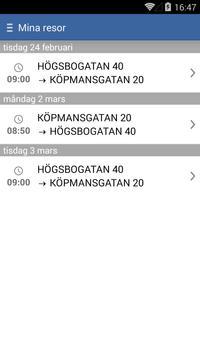 Gothenburg Mobility Service screenshot 1