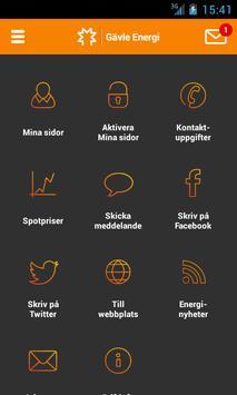 Gävle Energi poster
