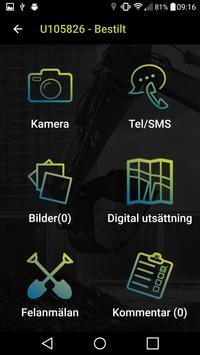 Digital Utsättning screenshot 3