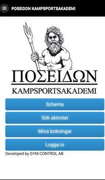 Poseidon Kamsportsakademi poster
