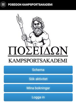 Poseidon Kamsportsakademi screenshot 2