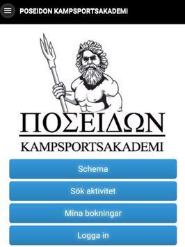 Poseidon Kamsportsakademi screenshot 4