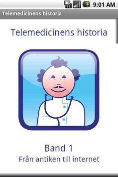 Telemedicinens historia poster