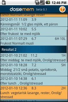 dosemem screenshot 2