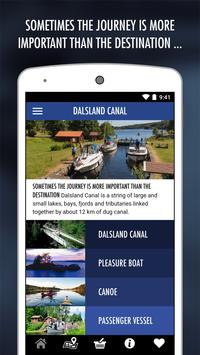 Dalsland Canal poster