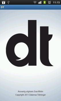 DT poster