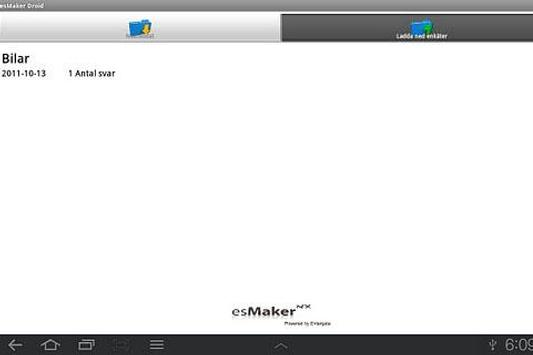 esMaker Droid apk screenshot