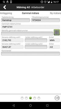 Mätning AO apk screenshot
