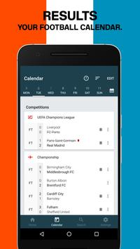 Forza - Live football scores & video highlights apk स्क्रीनशॉट