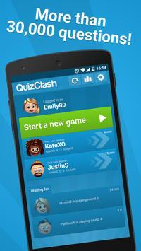 QuizClash™ Ekran Görüntüsü 1